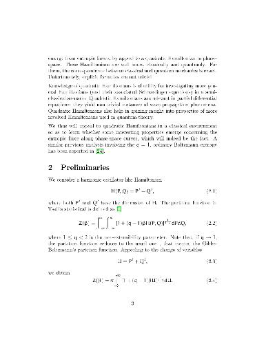 Nto Gaussian